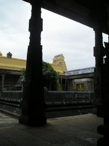 Kanchipuram photos, Ekambareshvara Temple - A View