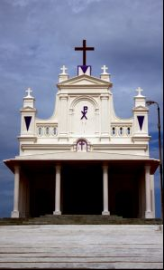 Thoothukudi photos, Manapad Beach & Church - Church Entrance