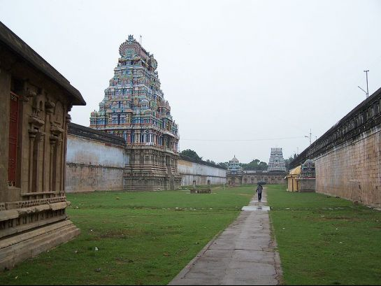 Thiruvarur photos, Thyagaraja Temple - Outer Praharam