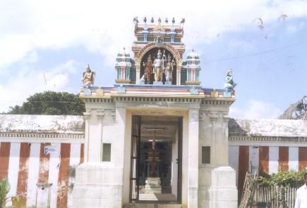 Thiruvarur photos, Mudikondan Kothanda Ramar Temple - A View