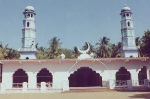 Dindigul photos, Begambur Big Mosque - A View