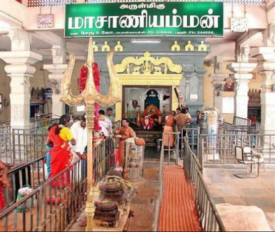 Pollachi photos, Masani Amman Temple