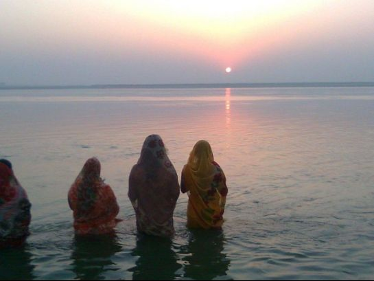 Allahabad photos, Sangam - Sangam of 3 Rivers