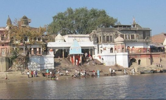 Bithoor photos, Brahmavart Ghat - Main Ghat of Bithoor