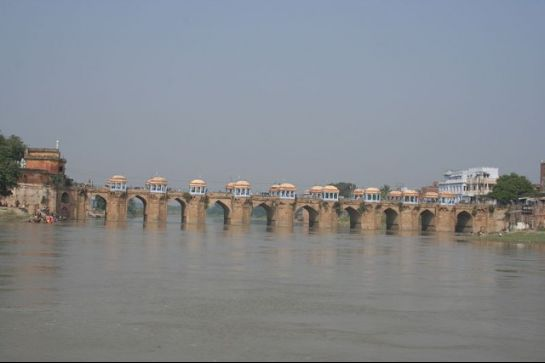 Jaunpur photos, Shahi Bridge - A Beauitful Shot
