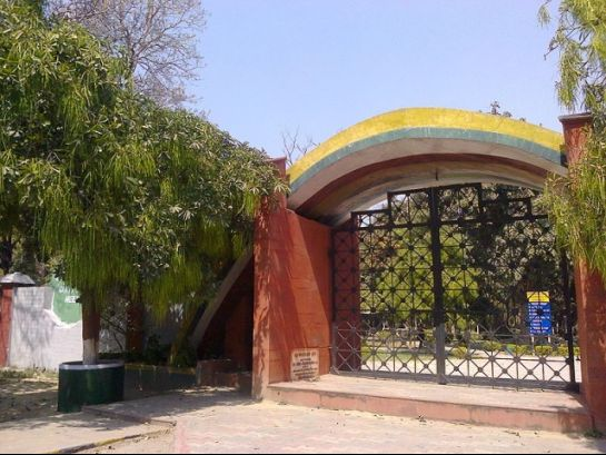 Meerut photos, Gandhi Bagh - Entrance of Gandhi Bagh