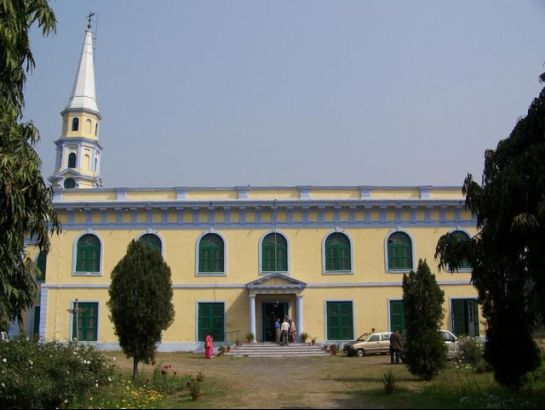 Meerut photos, St. John's Church - Structure of Church