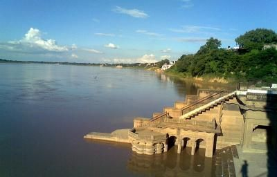 Mirzapur photos, Pakka Ghat - Silent and Serene Ghat