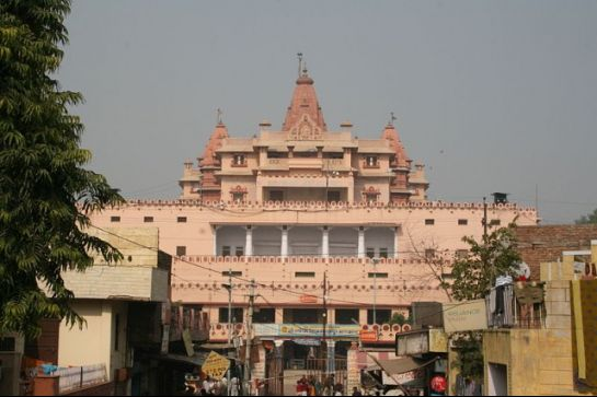 Mathura photos, Krishna Janmabhoomi Temple - Structure of Krishna Temple