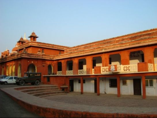 Lucknow photos, Colvin Talukdars' College - The college building.
