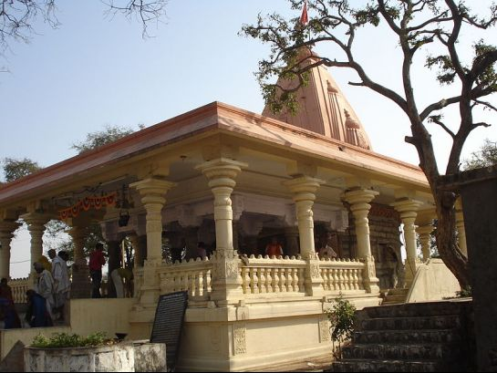 Ujjain photos, Kal Bhairav - Holy Shrine of Shiva.