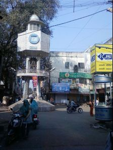 Satna photos, Pannilal Chowk - Heart of the city
