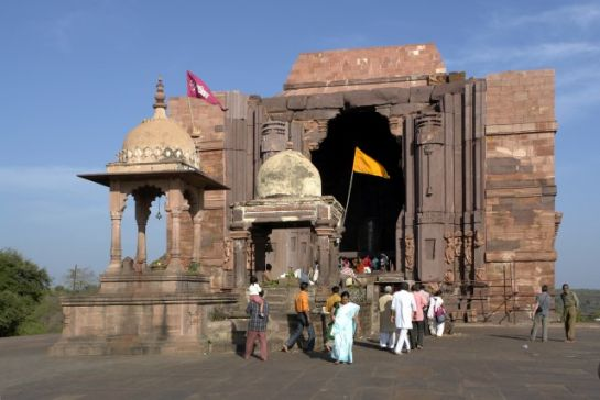 Bhojpur photos, Bhojeshwar Temple - Complete View