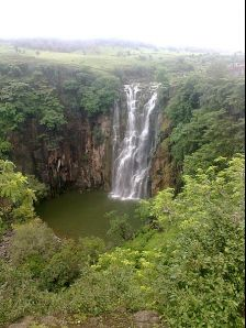 Indore photos, Patalpani - Pristine waterfall