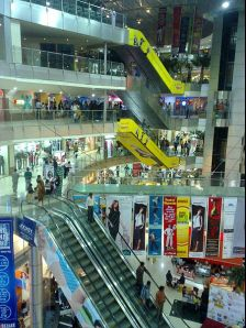 Indore photos, Tresaure Island Mall