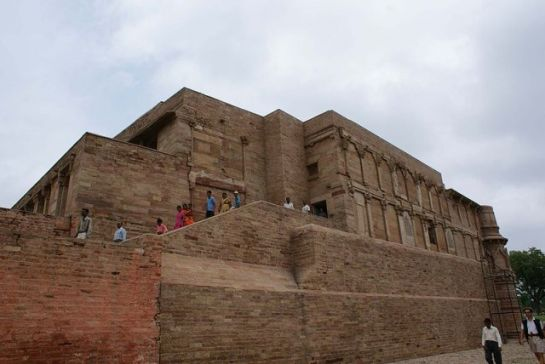 Gwalior photos, Man Mandir Palace - The historical palace