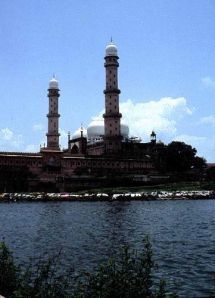 Bhopal photos, Taj-Ul-masjid - Crown of the Mosque