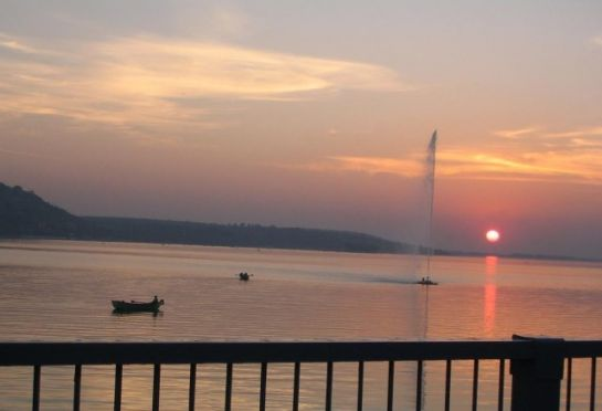 Bhopal photos, Upper Lake - A Beautiful View