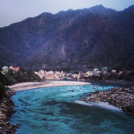Rishikesh photos, A Picturesque View