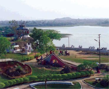 Ranchi photos, Rock Garden - View of the rock garden