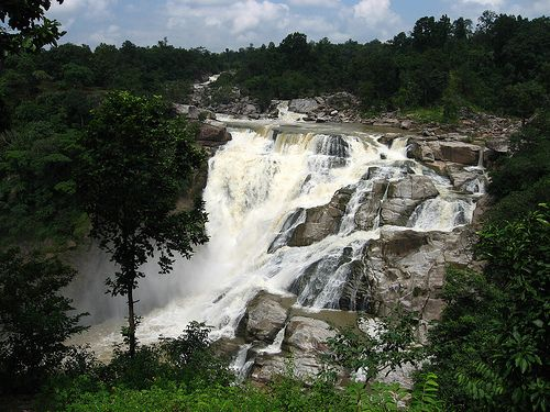 Ranchi photos, Dassam Falls - A view of dasam falls