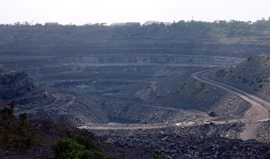 Dhanbad photos, Dhanbad Coal Mines - Mine