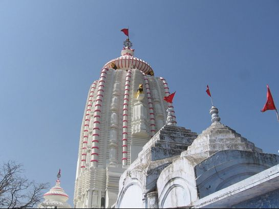 Ranchi photos, Jagannath Temple - A view of the temple