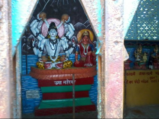 Hazaribagh photos, Rajrappa - The Temple