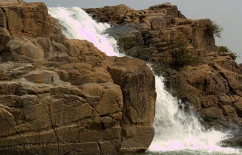 Giridih photos, Usri Fall - Water Fall