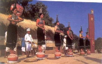 Dhalai photos, Raas Fair Of Manipuri Community - Image taken at the time of fair