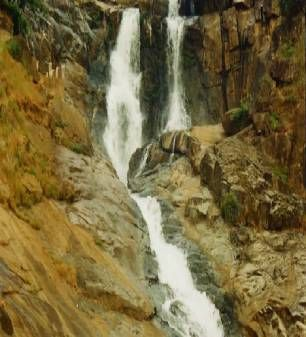 Jashpur photos, Waterfalls in Jashpur - Rajpuri Waterfalls
