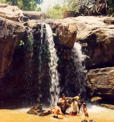 Jashpur photos, Waterfalls in Jashpur - Bhringraj Waterfalls