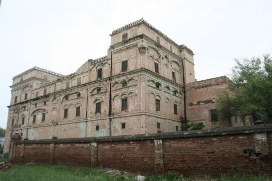 Faridkot photos, Qila Mubarak - A view of Qila