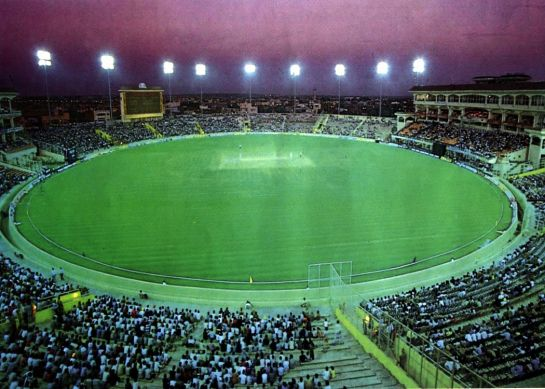Mohali photos, Mohali Cricket Stadium - A view of the stadium