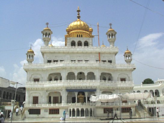 Amritsar photos, Sri Akal Takht - A Glimpse of Sahib