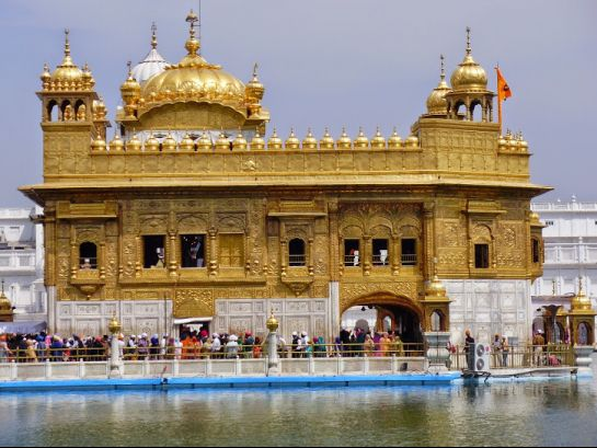 Amritsar photos, Golden Temple - Mesmerising view of temple