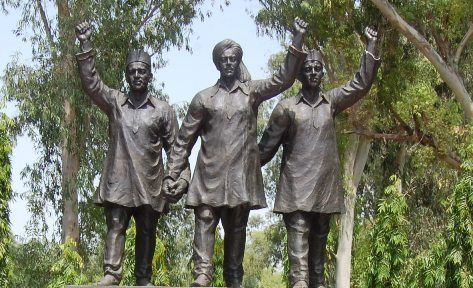 Ferozepur photos, National Martyrs Memorial - Shahid Bhagat Singh, Rajguru and Sukhdev