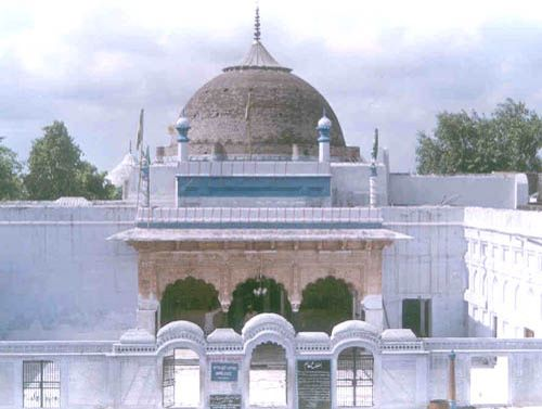 Panipat photos, Tomb of Bu-Ali Shah Kalandar - Tomb View
