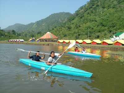 Panchkula photos, Morni Hills - Water Sports