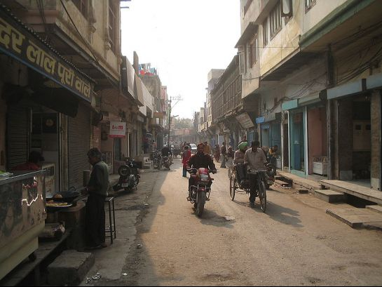 Yamuna Nagar photos, Street