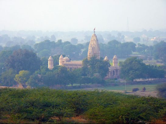 Hisar photos, Agroha Dham - Temple