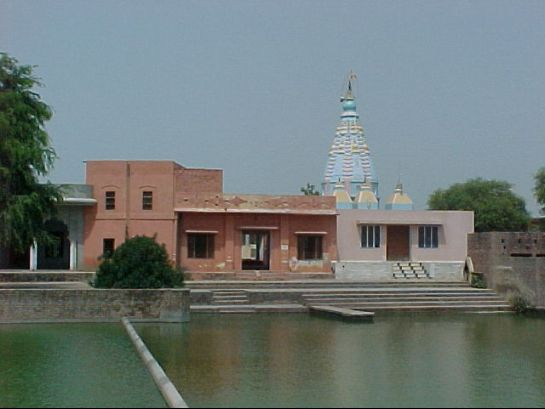 Jind photos, HANSDEHAR - Temple