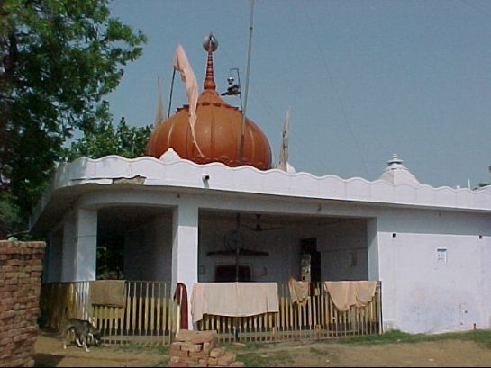 Jind photos, Hazrat Gaibi Sahib - Headquarter
