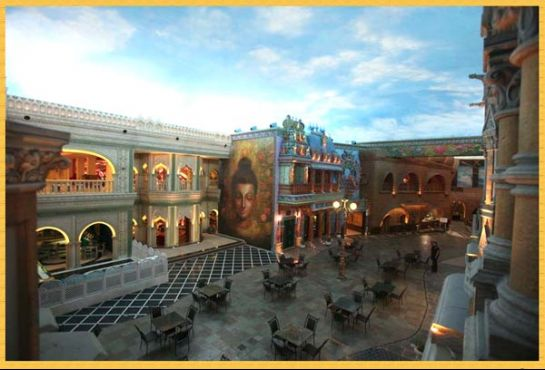 Gurgaon photos, Kingdom of Dreams - Splendid Capture