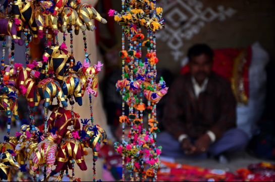 Faridabad photos, Surajkund - Craft Work