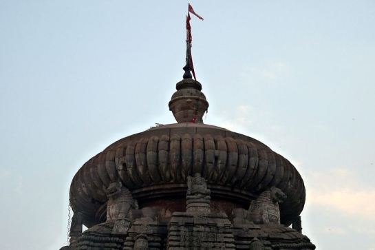 Bhubaneshwar photos, Lingaraj Temple - The Central Tower