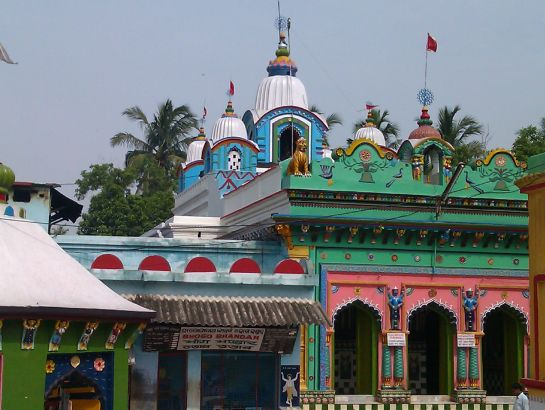 Chandipur photos, Remuna - The Temple