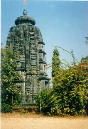 Mayurbhanj photos, Khiching - Temple