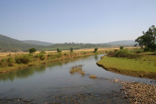 Mayurbhanj photos, Simlipal National Park - River