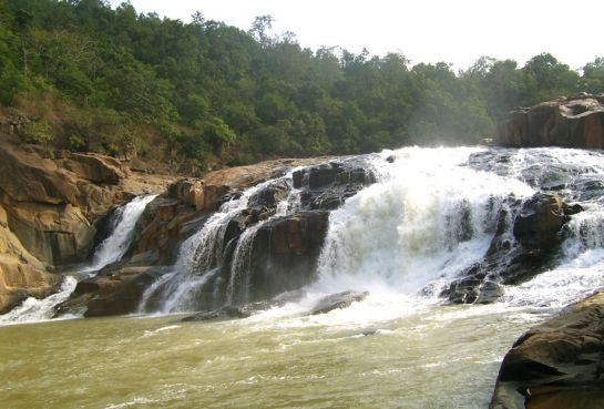 Kandhamal photos, Patudi Waterfalls - Waterfalls